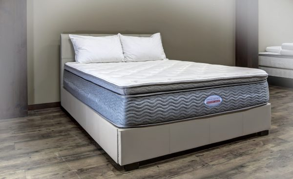 Kerrisdale Pocket Coil Super Pillow Top 25 Off Majestic Mattress