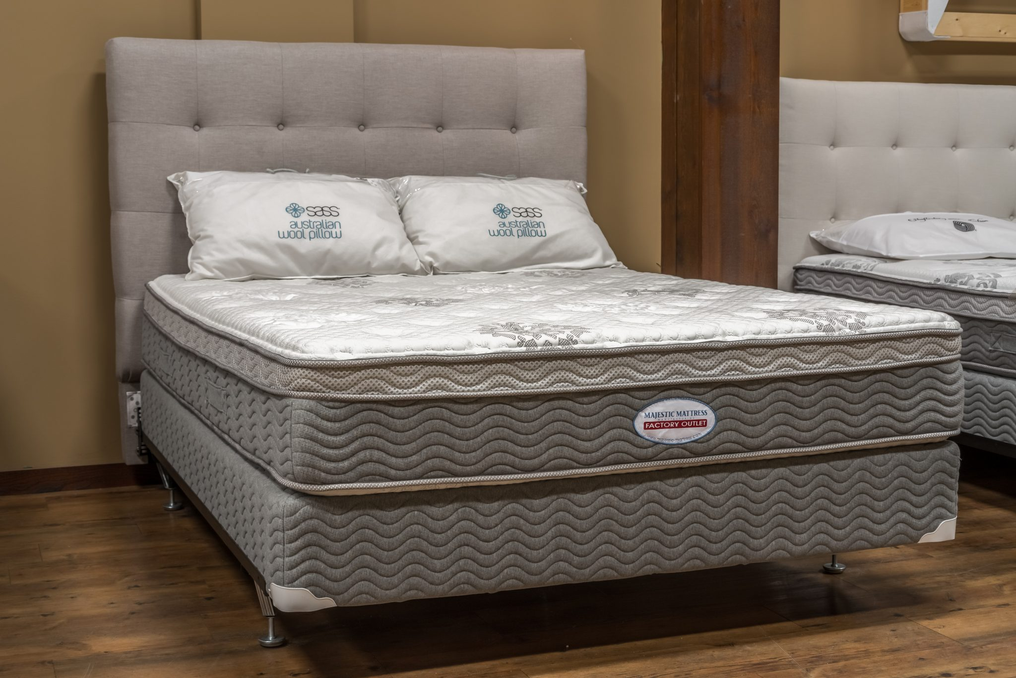 Kensington Supreme Latex (Soft) | Majestic Mattress