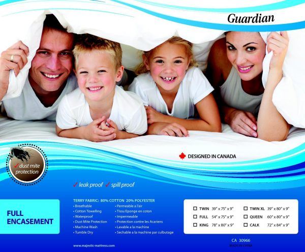 guardian | Majestic Mattress - Your Mattress Store & Bedroom Furniture Outlet