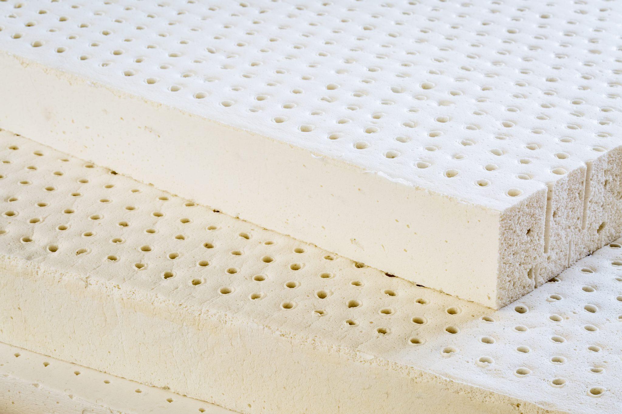 Bed Types - Latex Foam Innerspring | Majestic Mattress